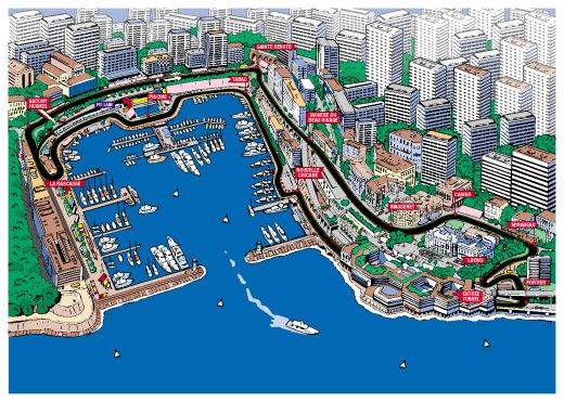 Monaco Marshals Guide